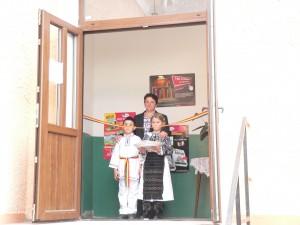 Halchiu inaugurare